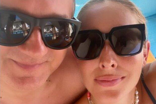 Екатерина Осадчая и Юрий Горбунов, instagram.com/kosadcha
