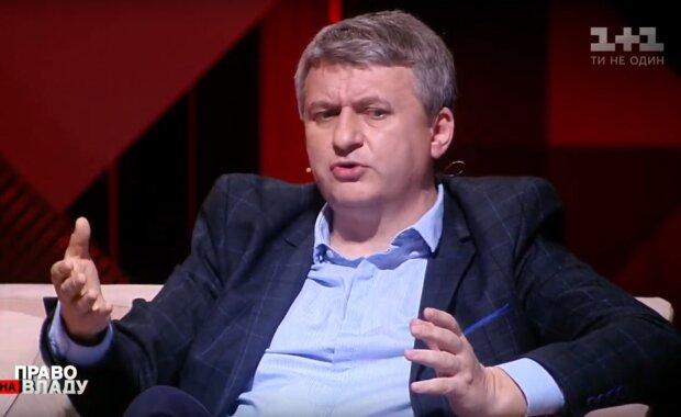 политолог Юрий Романенко, скрин с видео