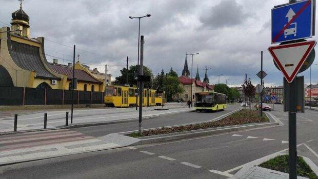 Розумні світлофори у Львові, фото: Львів