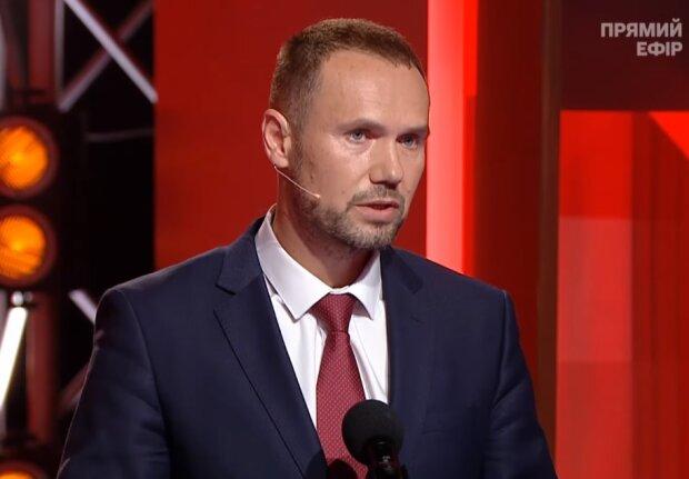 Сергій Шкарлет, скрін з відео