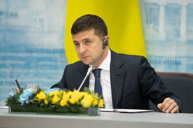 Володимир Зеленський на  українсько-литовському економічному форумі у Вільнюсі, фото ОП