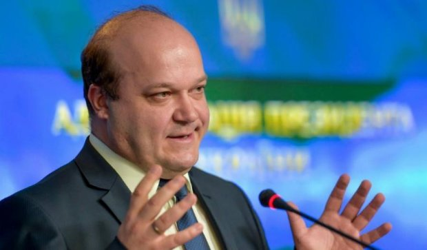 Валерій Чалий новий посол України в США