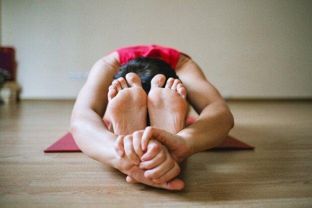 Йога, фото Pxhere
