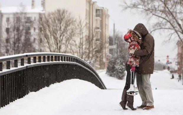 Настоящая зима пришла в Украину: завораживающие снимки