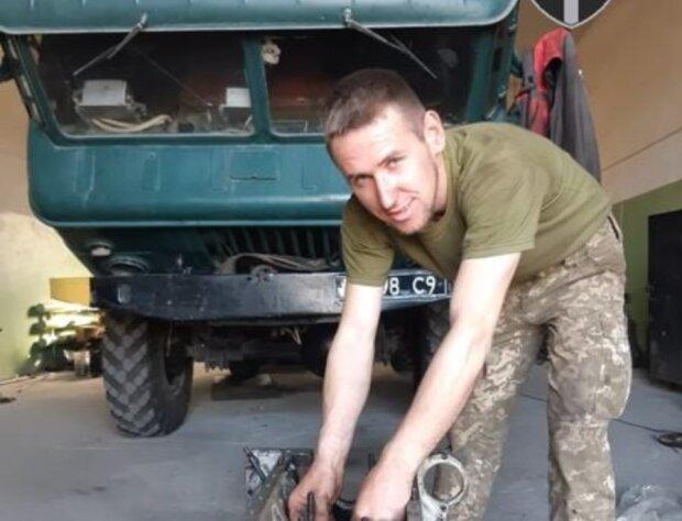 """Петро """"Шумахер"""", фото Операції об'єднаних сил у Facebook"""