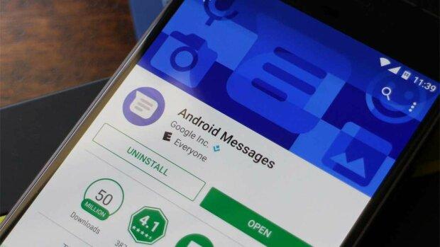 SMS нашли бесплатную замену: компания Google внедрила в Android новый способ обмена сообщениями