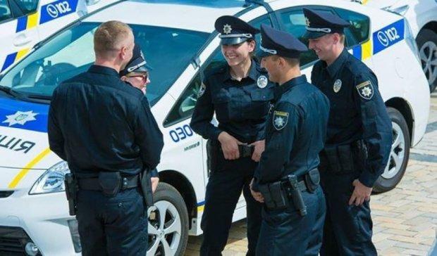 П'яний львівський водій захищався поліцією від поліції