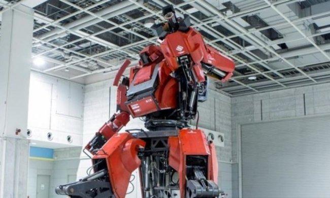 Американці викликали японців на першу в історії битву роботів (відео)