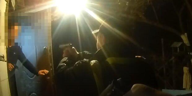 Поліцейські, скріншот: Youtube