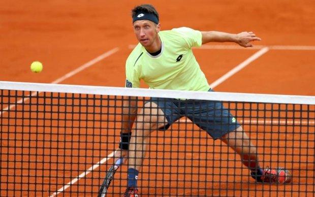 Украинский теннисист Стаховский пробился в финал квалификации на Ролан Гаррос