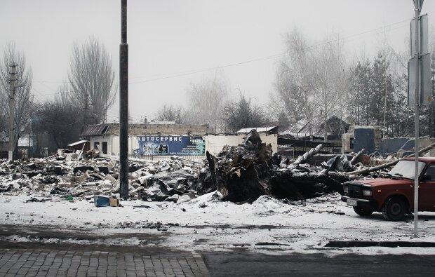 """Путинские наемники накрыли огнем целый город, люди в панике: """"Давно такого не было..."""", жуткие кадры"""