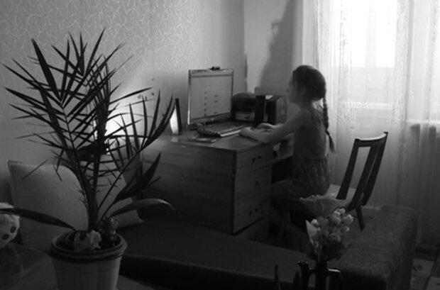 Підліток за комп'ютером, скріншот YouTube