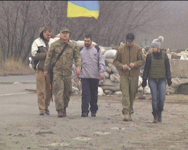 З полону звільнили 4 бійців 128-ї бригади