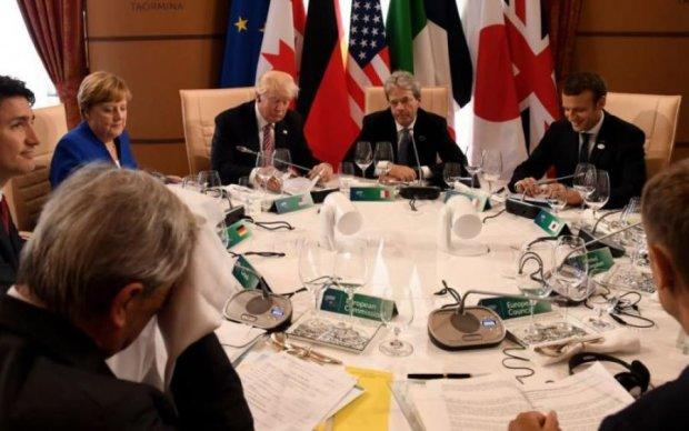 """Лидеры G7 привели """"кремлевского карлика"""" в ярость"""
