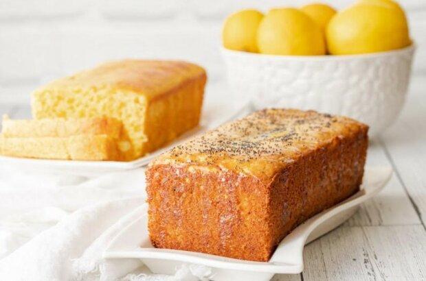 Сирний кекс, фото з вільних джерел