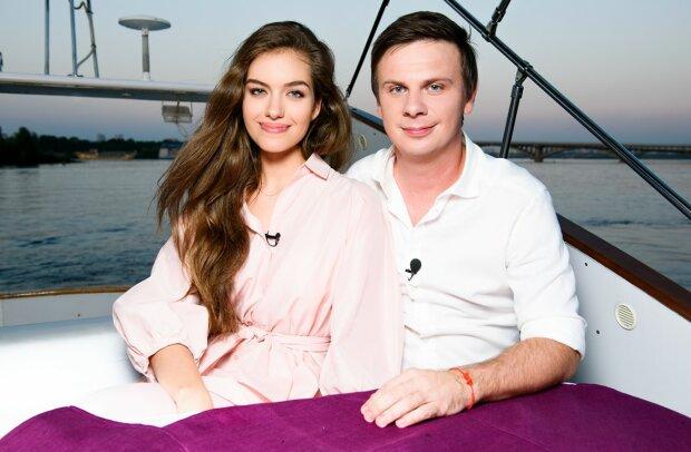 """Олександра Кучеренко розкрила секрети сімейного життя з Комаровим: """"Я ще вчуся"""""""