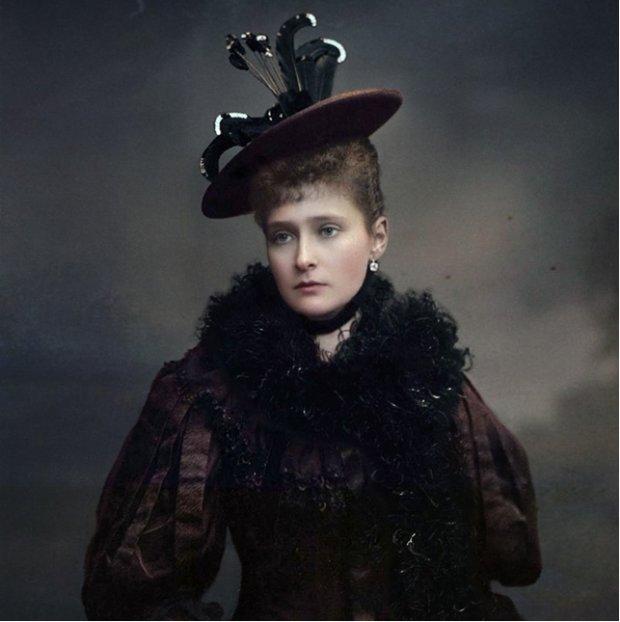 Ні краплі косметики: секрети краси останньої імператриці Олександри Федорівни