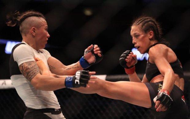UFC 211: Енджейчик уверенно победила Андраде