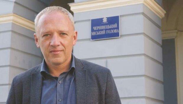 """Мер Чернівців Клічук """"зав'язав"""" з алкоголем"""