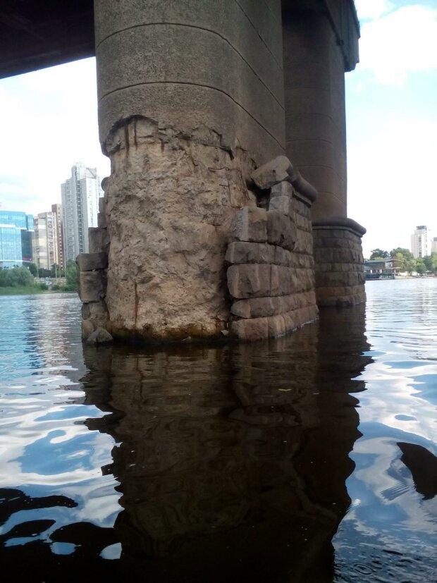 Мост Патона - фото Униан