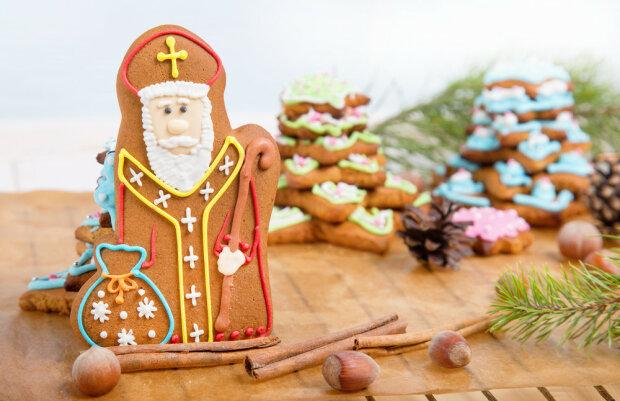 Рецепт пряников ко Дню Святого Николая, иллюстративное фото