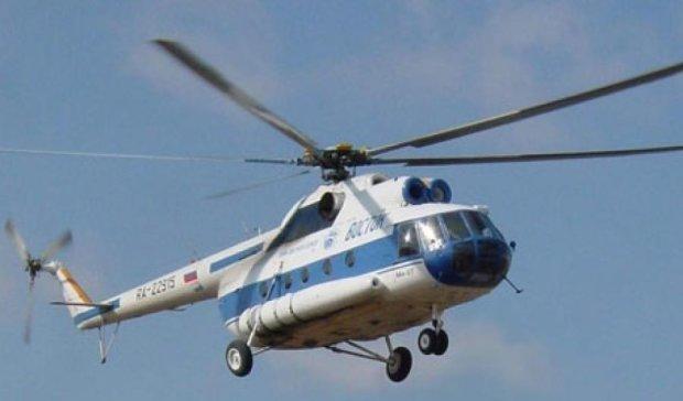 В Росії зник вертоліт із 5 людьми