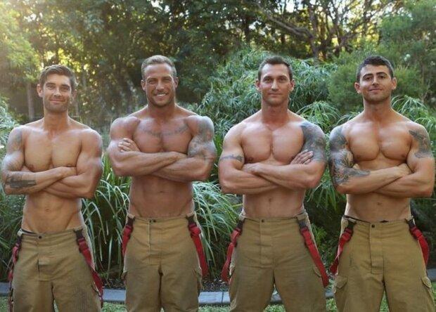Австралійські пожежники випустили календар на 2021 рік