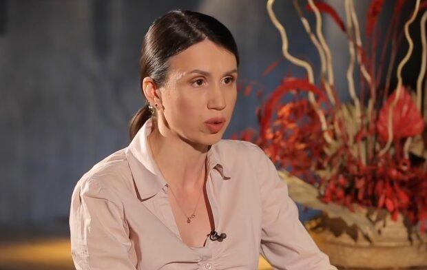 Татьяна Чорновол, фото: кадр из видео