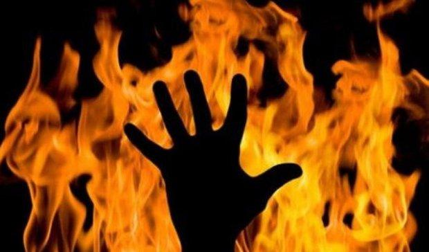 Під Миколаєвом знайшли обгорілий до кісток труп жінки