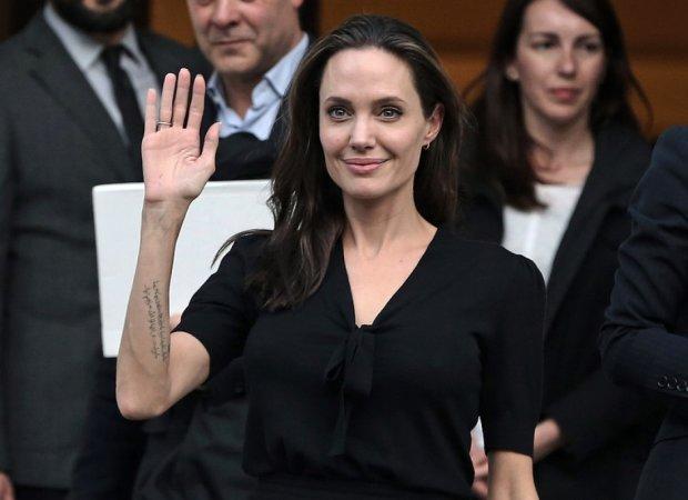 Виснажена Анджеліна Джолі розповіла про сексуальне насильство в сім'ї: що сталося