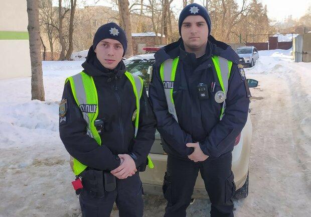 Патрульные, фото с фейсбук