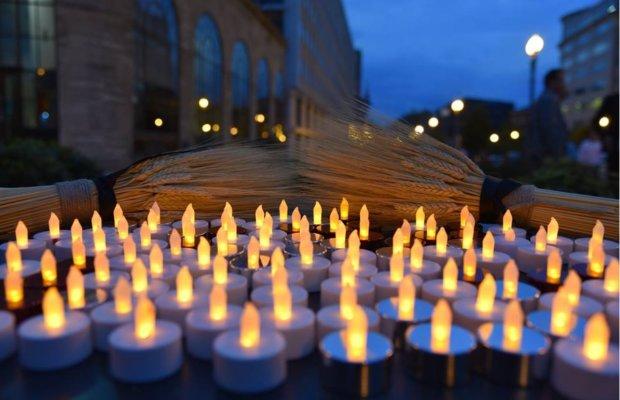 """Акція """"Запали свічку"""""""