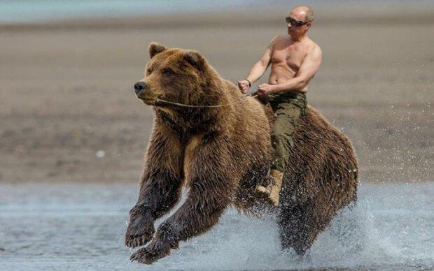 Інтимне життя Путіна вивалили на загал