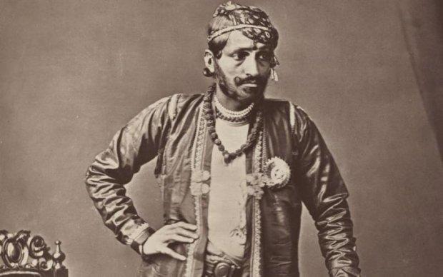 Подарок из прошлого: уникальные снимки индийского махараджи показали всему миру
