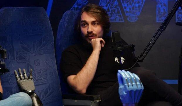 Сергей Детков, скриншот с видео