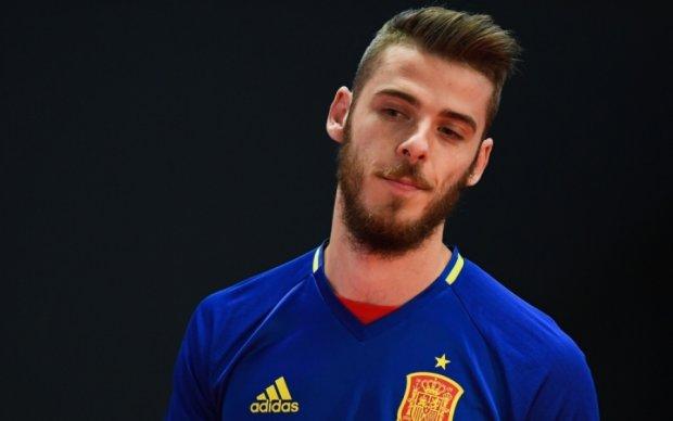 Зоряний воротар Манчестер Юнайтед попросив відпустити його в Іспанію