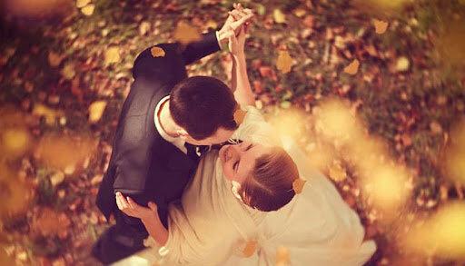 Танець закоханих, фото з відкритих джерел