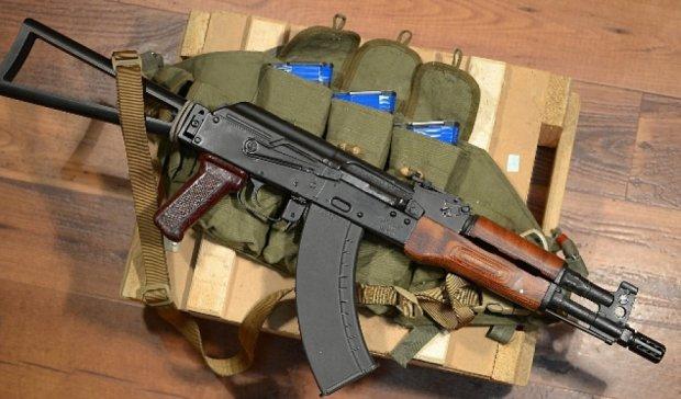 Викрито схованку зброї у зерносховищі Станиці Луганської
