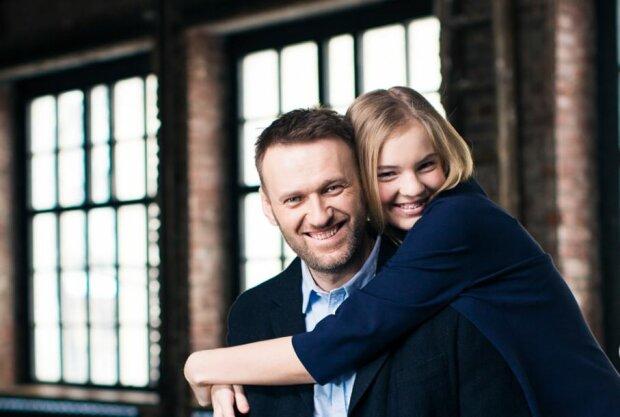 Алексей и Даша Навальные, фото: Instagram