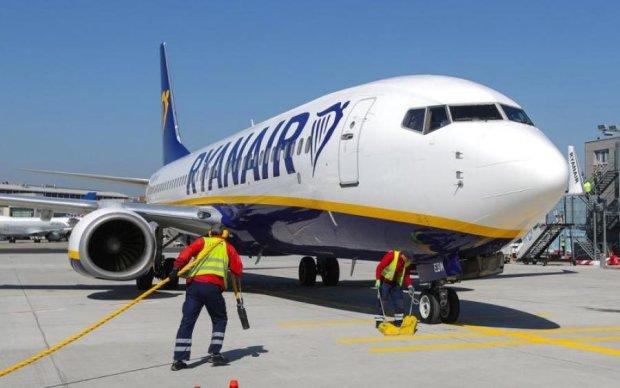 Украина без Ryanair: разъяренные пилоты заблокировали десятки рейсов