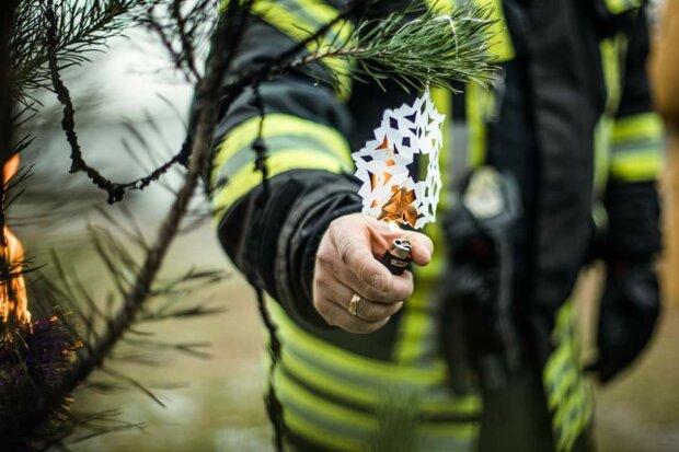 Пожарная безопасность на Новый год