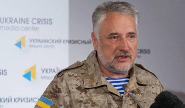 Жебрівський допускає варіант силового звільнення Донеччини