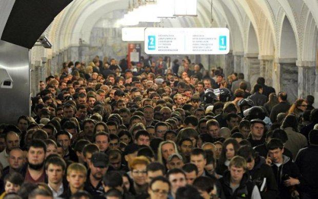 Нужно было проехать пару станций: в киевском метро исчезла девушка