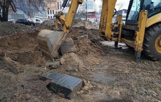 Розкопки, фото: соціальні мережі