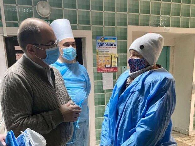 Степанов несподівано нагрянув з перевіркою в лікарні: які порушення знайшов глава МОЗ