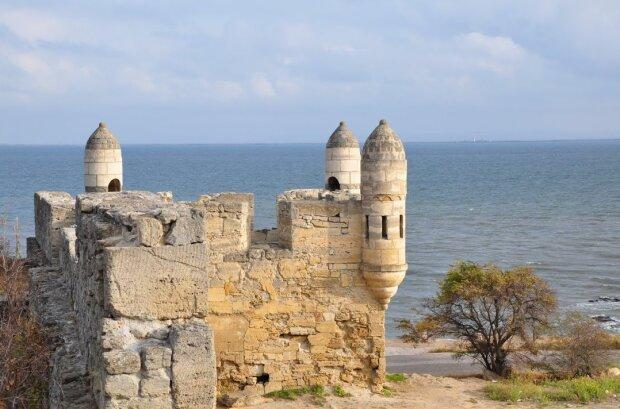 Крепость Ени-Кале, фото из свободных джеоел