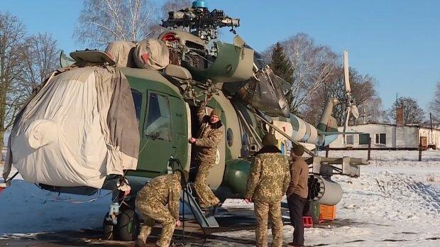 Воины ВСУ, скриншот: Youtube