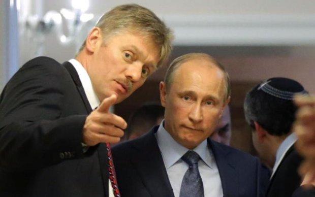 Пурга Пєскова: соцмережі бобмить від заяви Путіна