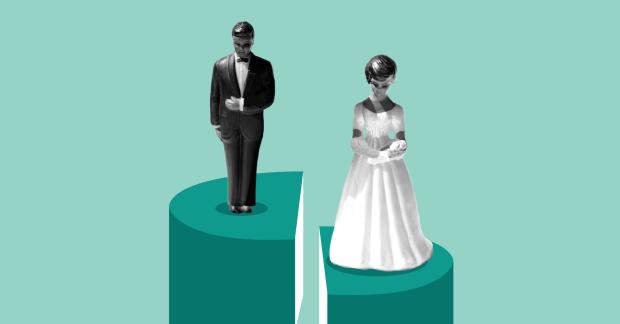 Звездные браки-однодневки: топ-5 самых быстрых разводов знаменитостей