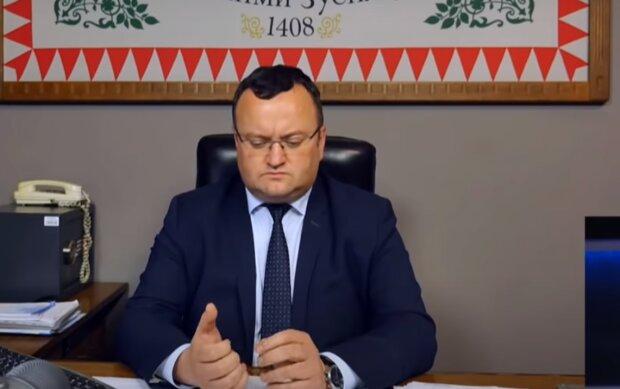 """Ексмера Чернівців викрили в мережі – """"Недолугий піар і маячня ледацюги"""""""